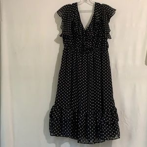 """Polka Dotted """"Take me to Brunch"""" Dress"""